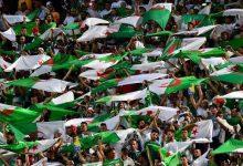 أنصار المنتخب الوطني الجزائري