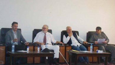 إجتماع تنسيقي بين الرابطةو رؤساء الفرق المنخرطة