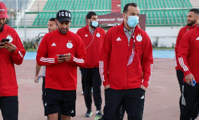 المنتخب الوطني الجزائري لكرة القدم،