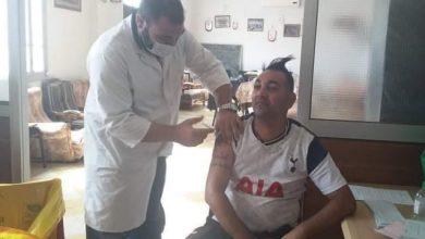 حملة تلقيح ضد فيروس كورونا لأنصار الغالية