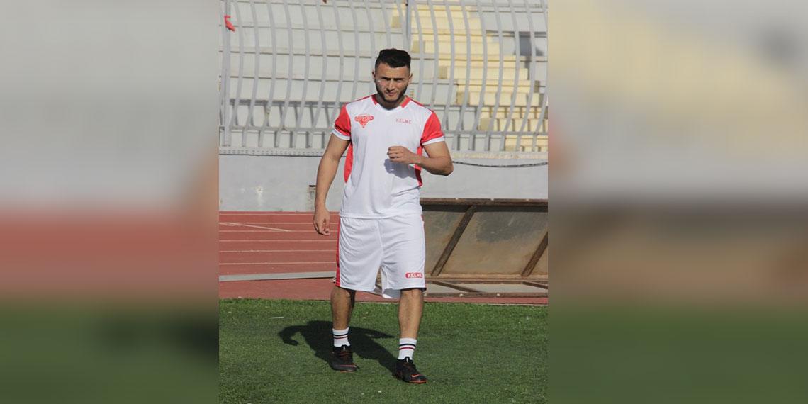 زين العابدين سباح لاعب مولودية وهران