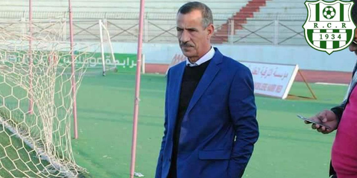 رئيس سريع غليزان محمد حمري